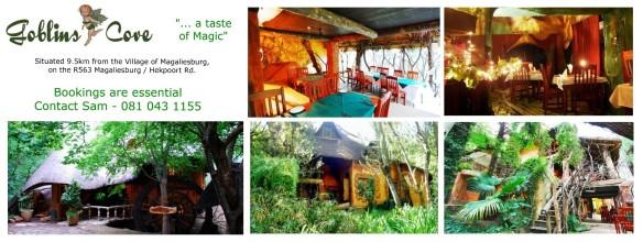 Restaurant, fantasy, destination restaurant, magaliesburg, hekpoort, Gauteng, South Africa, Charles Gotthard, sculptor