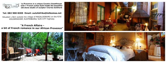 Magaliesburg, Gauteng Accommodation, Accommodation, Guesthouse, French, South Africa