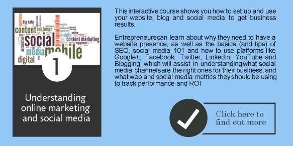 training, social media, entrepreneur, website, digital
